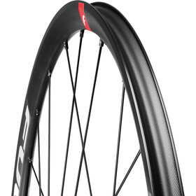 """Fulcrum Racing 6 DB Paire de roues 28"""" 2 vitesses Fit Shimano CL, black/white"""